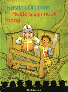 Boek ridders zijn nooit bang