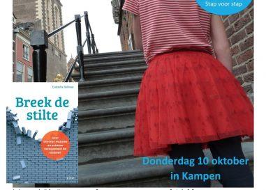 Lezing Selectief Mutisme door Eustache Sollman – Donderdag 10 oktober Kampen