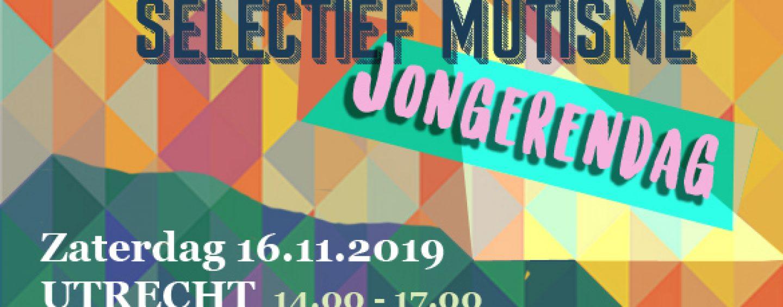 Programma Jongerendag zaterdag 16 november